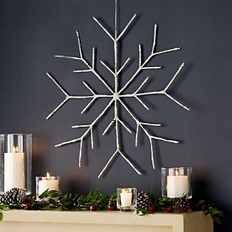 """LED 24"""" Snowflake"""