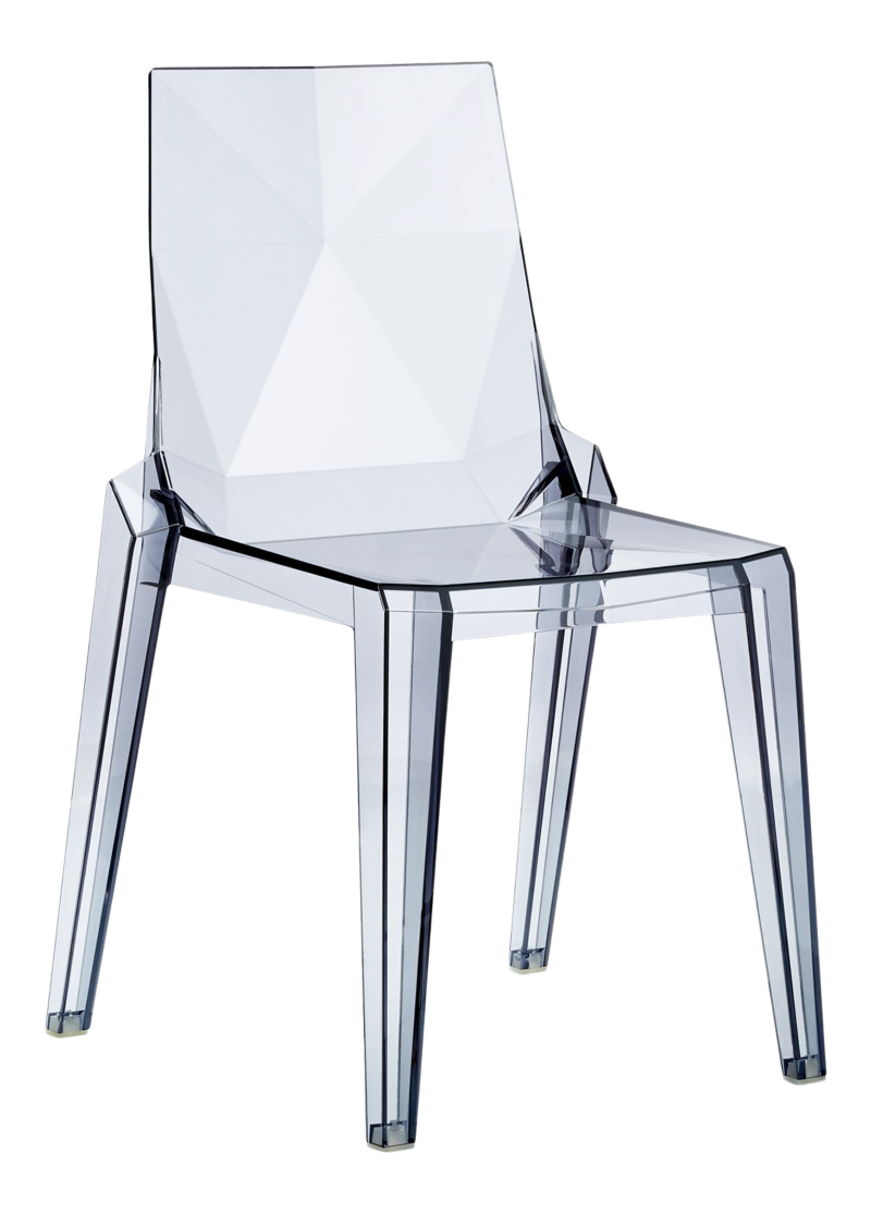 Mist Acrylic Dining Chair