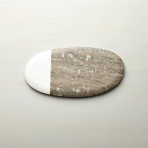 2-Tone Small Marble Board