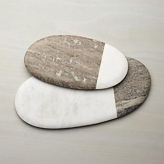 2-Tone Large Marble Board