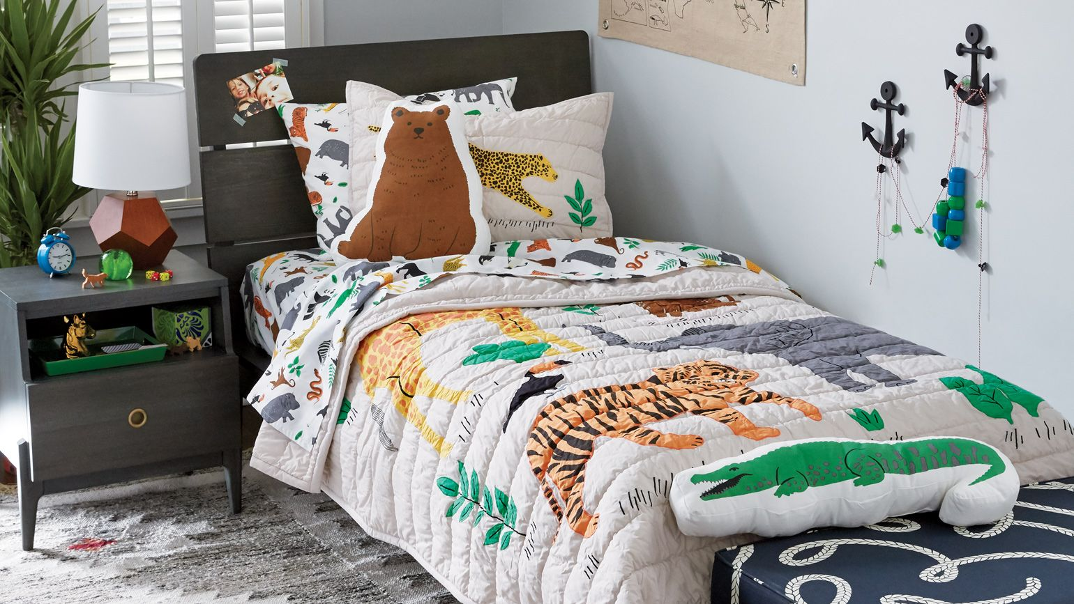 kids bedding crate and barrel