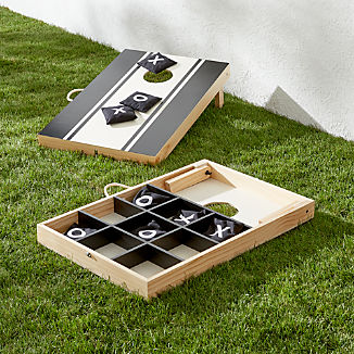 2-in-1 Bean Bag Toss