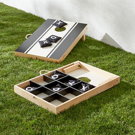 Pleasant 2 In 1 Bean Bag Toss Lamtechconsult Wood Chair Design Ideas Lamtechconsultcom