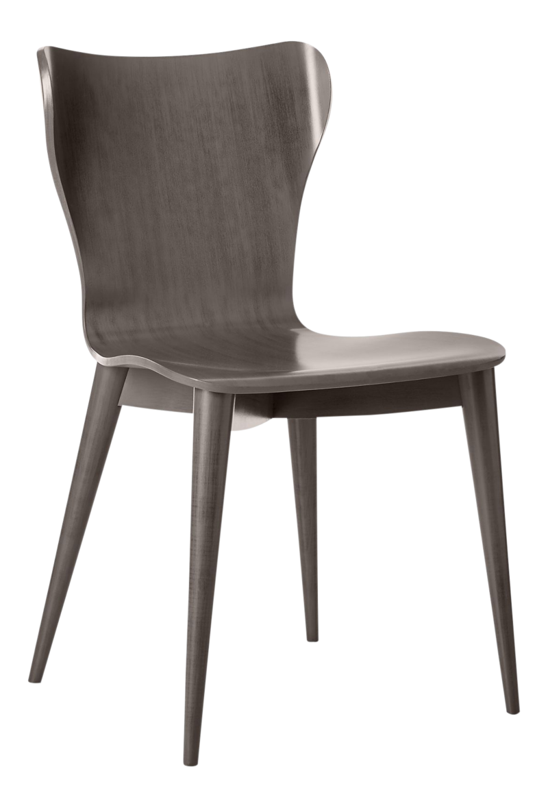 Brera Grigio Bentwood Dining Chair