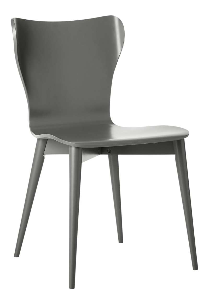 Brera Grey Bentwood Dining Chair