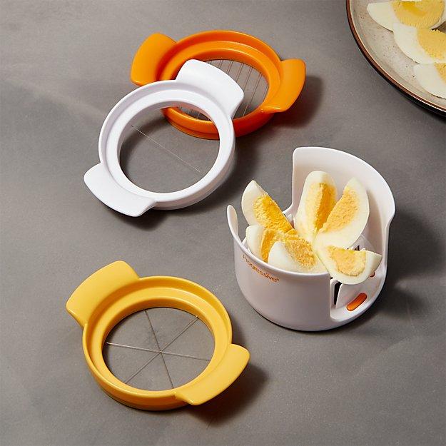 3 In 1 Egg Slicer Reviews Crate And Barrel