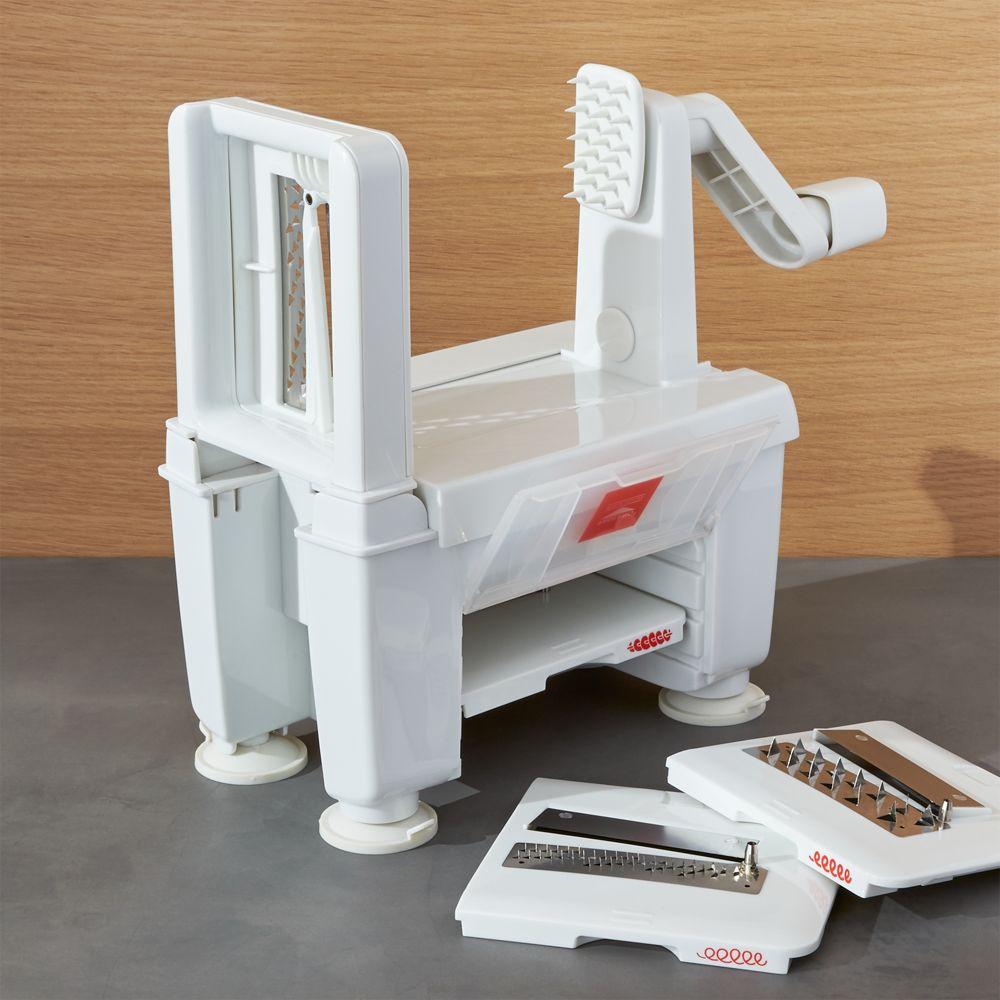 Paderno 4-Blade Spiralizer - Crate and Barrel