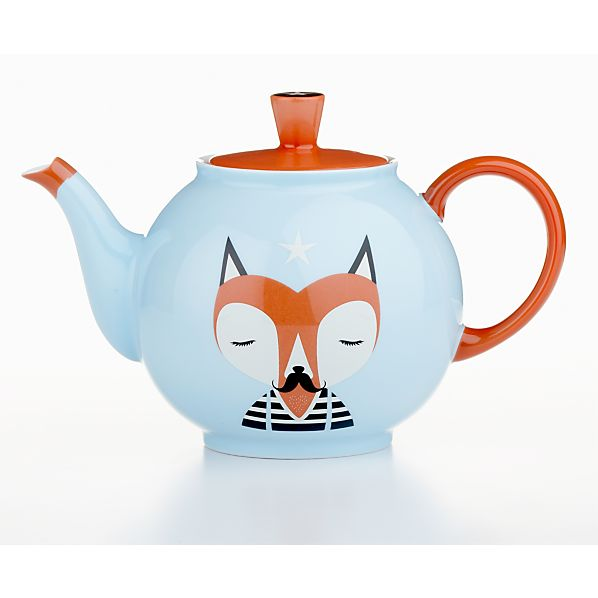 July Teapot by Andrew Bannecker