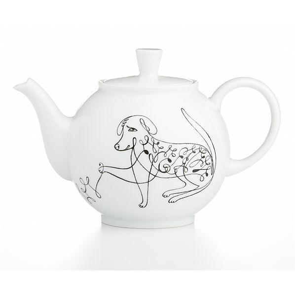 June Teapot by Elvis Swift