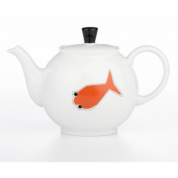 September Teapot by Paola Navone