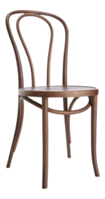 Vienna Walnut Dining Chair and Cushion