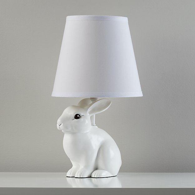 White rabbit table lamp reviews crate and barrel aloadofball Image collections