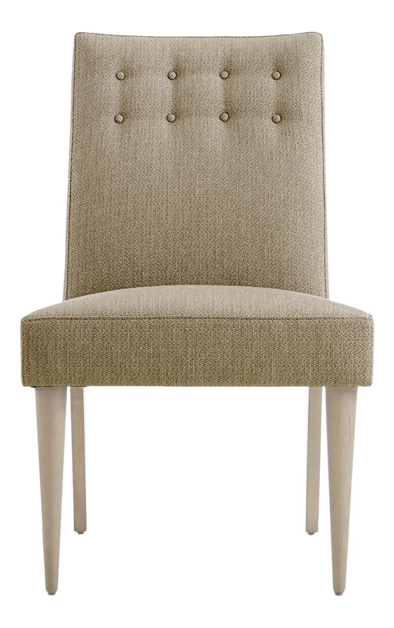 Gia Button Tufted Dining Chair