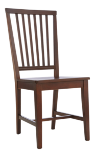 Village Aretina Wood Dining Chair