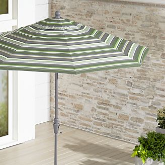 Limited Time Sale: Outdoor Patio Umbrellas   Crate and Barrel