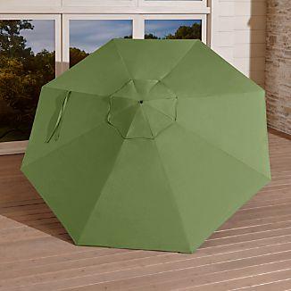 replacement umbrella canopies crate and barrel. Black Bedroom Furniture Sets. Home Design Ideas
