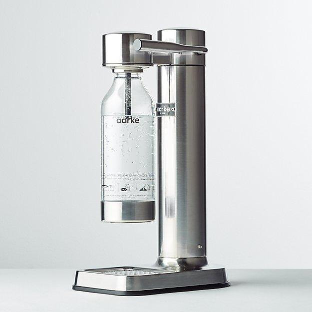 Aarke Steel Sparkling Water Carbonator II - Image 1 of 2