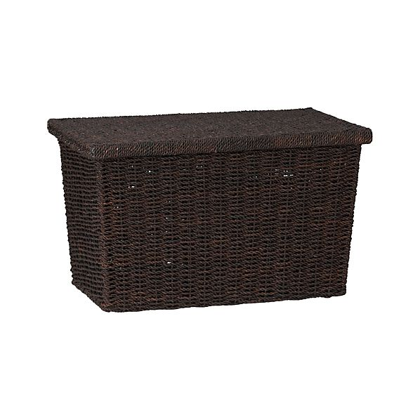Abaca Small Trunk
