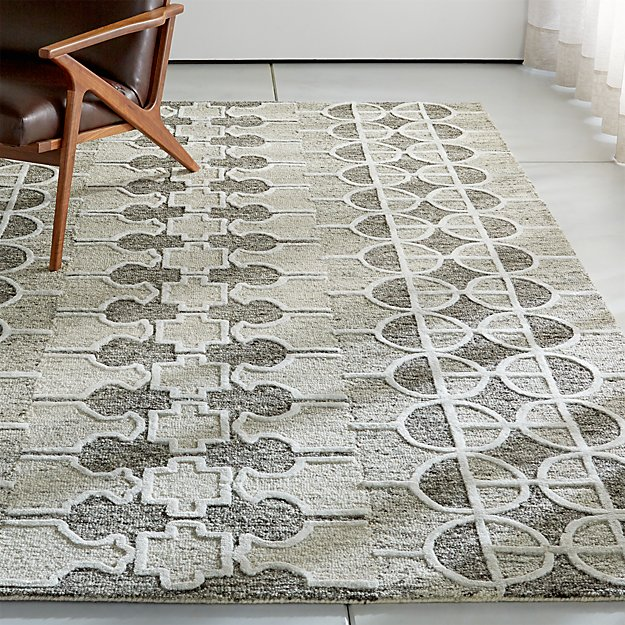 Abbey Hand Tufted Rug - Image 1 of 7