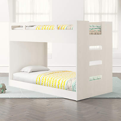 Abridged Low Twin Bunk Bed Reviews Crate And Barrel Canada