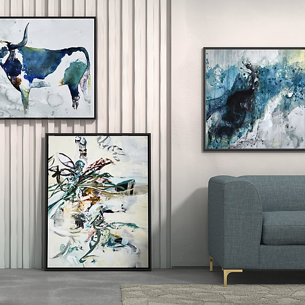 Upbeat Blue Gallery Set - Image 1 of 1