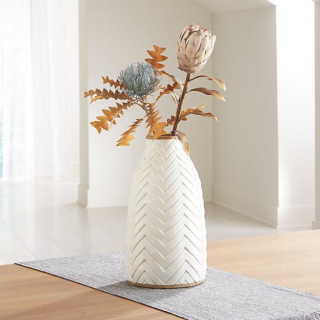Faux Protea Arrangement - Image 1 of 1