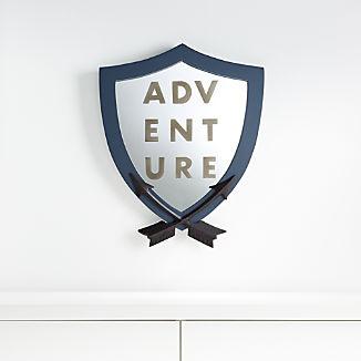 Adventure Shield Mirror