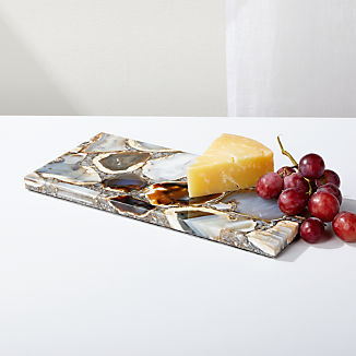 Agate Serving Board
