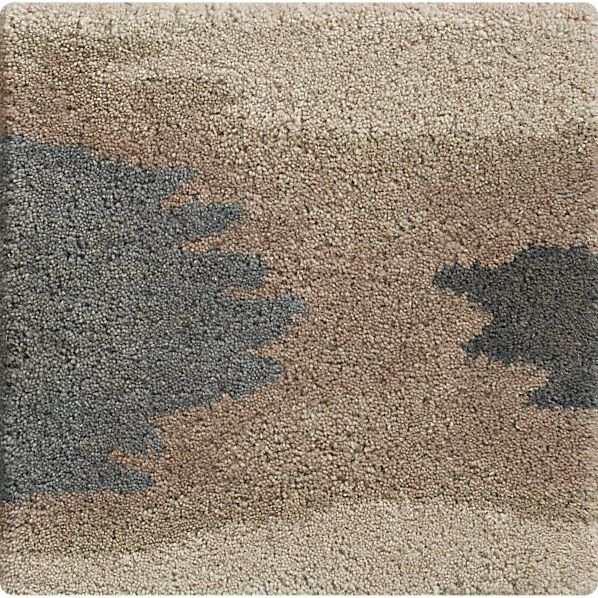 """Agave 12"""" sq. Rug Swatch"""