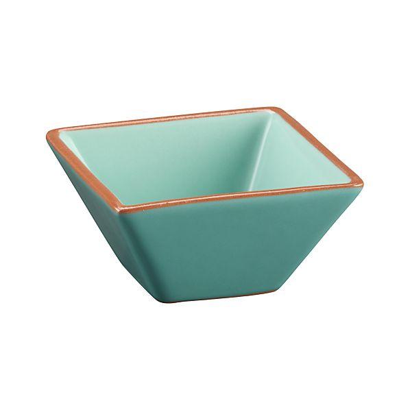 Agave Square Aqua Bowl