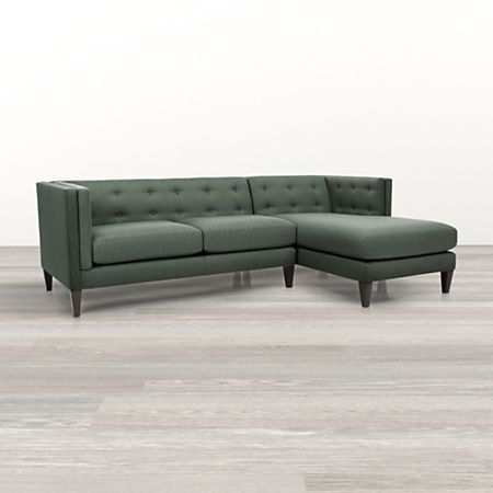 Aidan Grey L Shaped Sectional Reviews