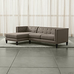 living with chaise tufted inspiration in sectional fancy room sofa