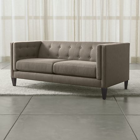 Aidan Tufted Apartment Sofa