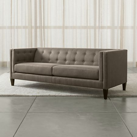 Fabulous Aidan Tufted Sofa Gamerscity Chair Design For Home Gamerscityorg