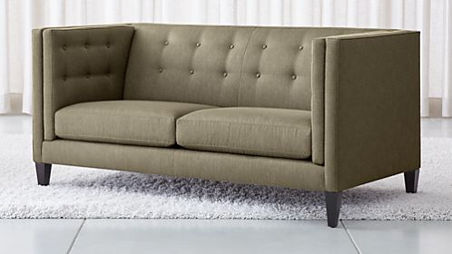 Aidan Tall Tufted Apartment Sofa