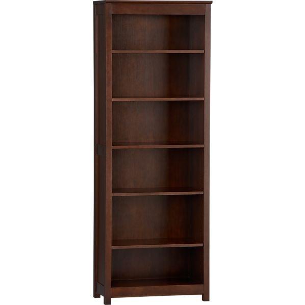 Ainsworth Cognac Bookcase