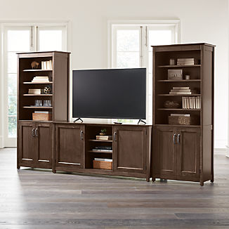Tv Stands Media Consoles Cabinets Crate And Barrel