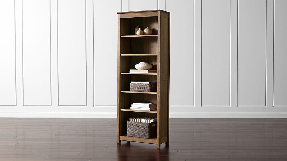 Ainsworth Walnut Bookcase - Image 1 of 4