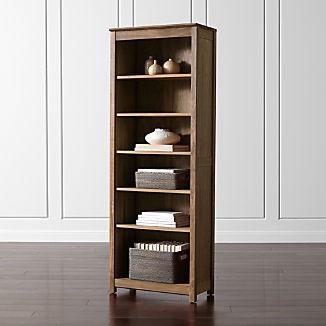 Ainsworth Walnut Bookcase