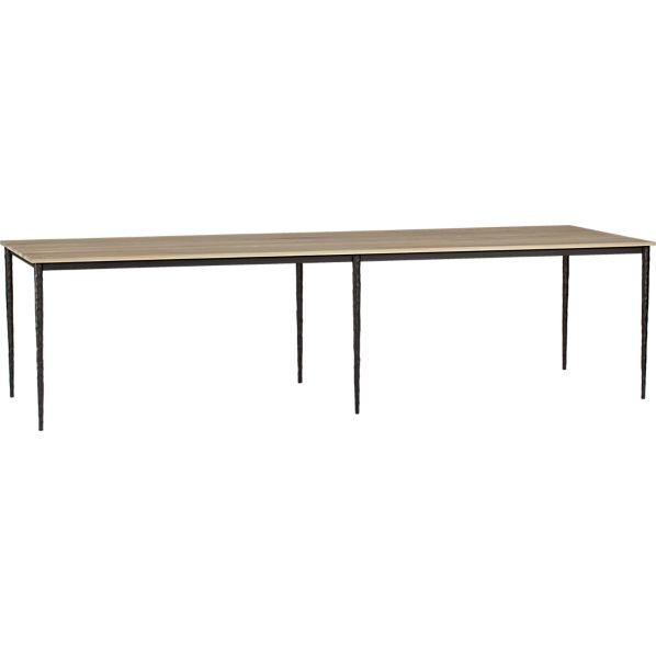 """Alcometti 118"""" Dining Table"""