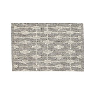 Aldo Dove Grey Indoor-Outdoor 2'x3' Rug