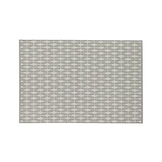 Aldo Dove Grey Indoor-Outdoor Rug 6'x9'