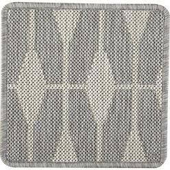 Aldo Dove Grey Indoor-Outdoor Rug | Crate and Barrel