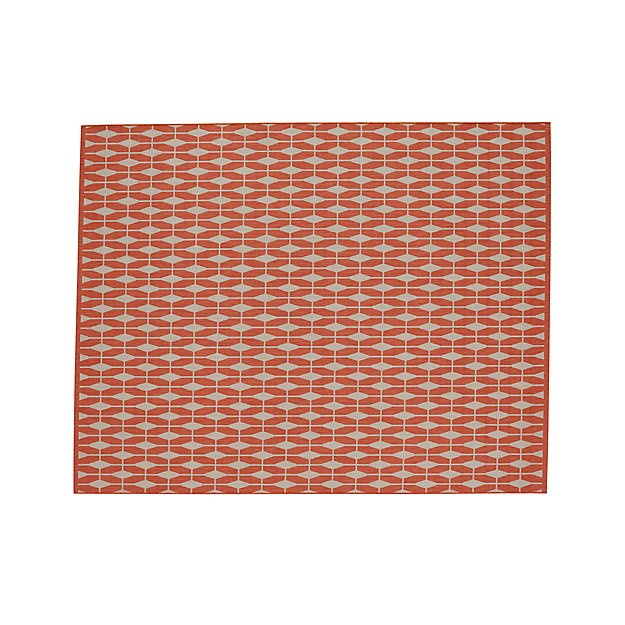 Aldo Mandarin Indoor-Outdoor 8'x10' Rug