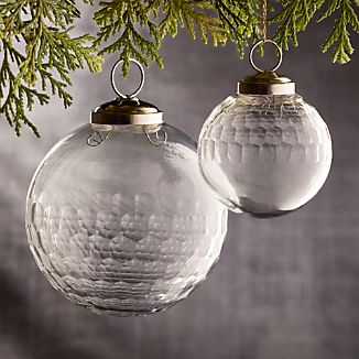 Christmas decorations for home and tree crate and barrel for Christmas ornaments clearance