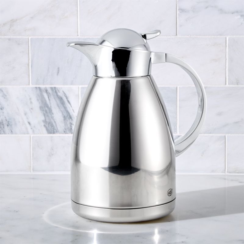 how to clean a stainless steel coffee carafe Thecarpets.Co