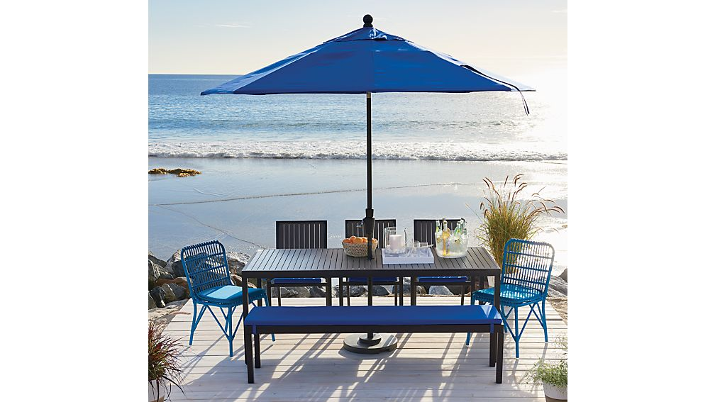 ... Alfresco Sunbrella ® Dining Bench Cushion ...