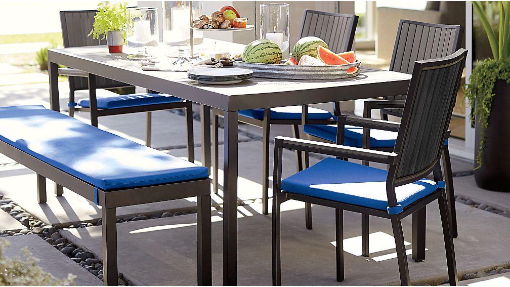 Alfresco Grey Dining Chair