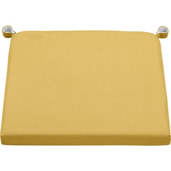 Alfresco Sunbrella ® Daffodil Chair-Barstool Cushion