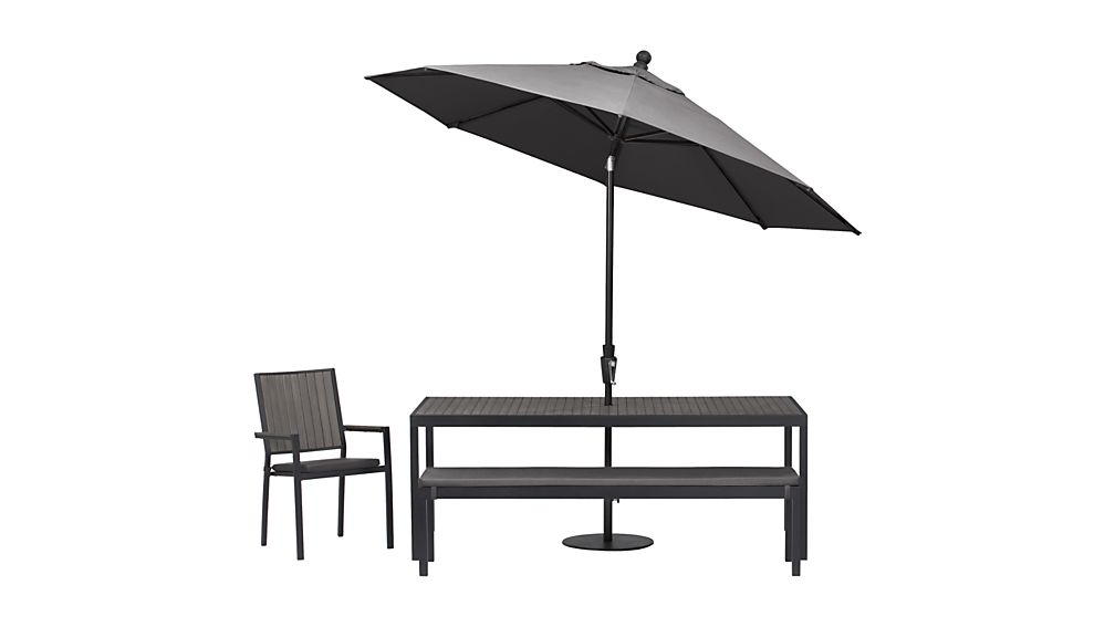 Alfresco Sunbrella ® Dining Bench Cushion